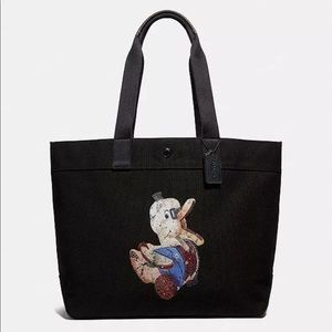 New Coach Limited Edition Tote Bag. Orig. $350